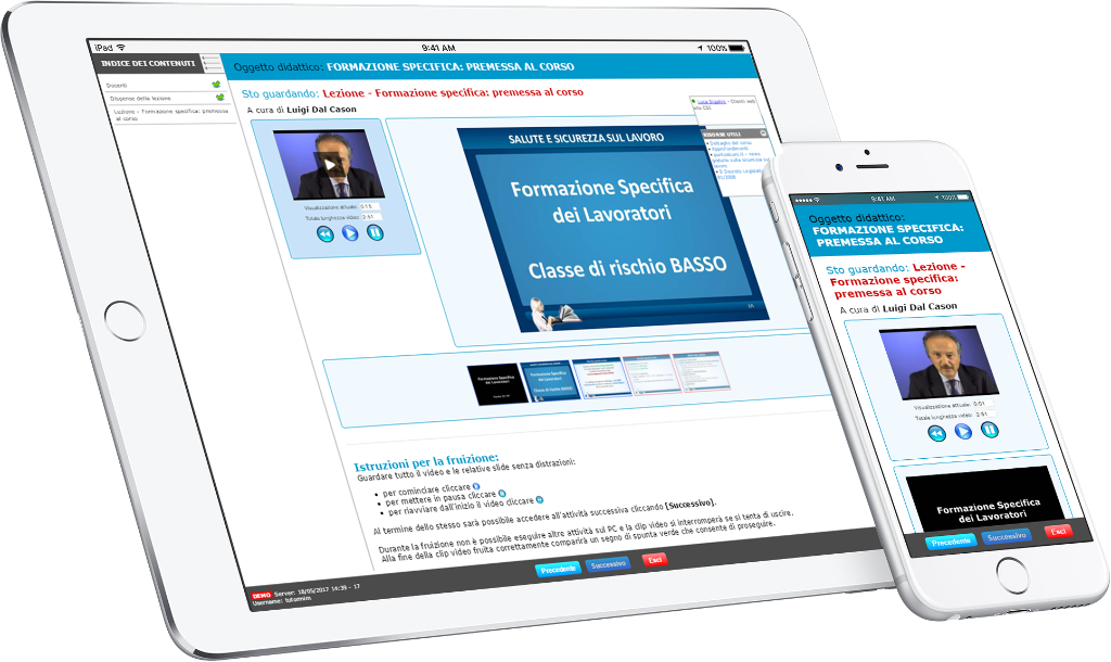 Piattaforme e-Learning Mega Italia Media